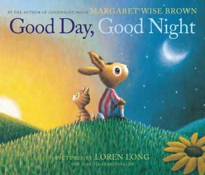 Good Day, Good Night Board Book 0062383108 Book Cover