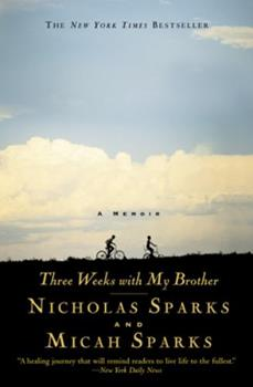 Three Weeks with My Brother 0446694851 Book Cover