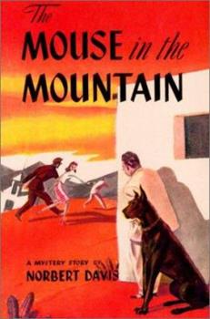 The Mouse in the Mountain (Rue Morgue Vintage Gumshoe Mystery) 0915230410 Book Cover