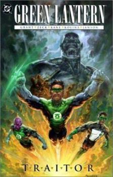 Green Lantern: Traitor - Book  of the Green Lantern #Hal Jordan vol. 2