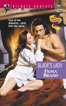 Blade's Lady 0373270933 Book Cover