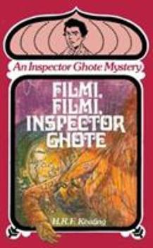 Filmi, Filmi, Inspector Ghote 0897331389 Book Cover