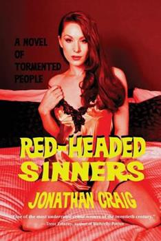 Red-Headed Sinners (1953) (PlanetMonk Pulps) 1617209368 Book Cover
