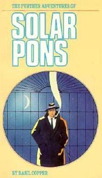 The Further Adventures of Solar Pons 0523406509 Book Cover