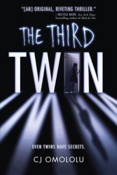 The Third Twin 0385744528 Book Cover