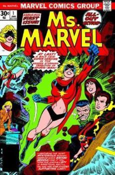 Essential Ms. Marvel, Vol. 1 (Marvel Essentials) - Book  of the Essential Marvel