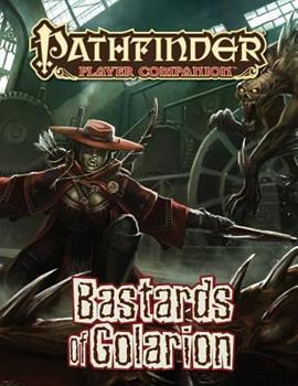 Pathfinder Player Companion: Bastards of Golarion - Book  of the Pathfinder Player Companion