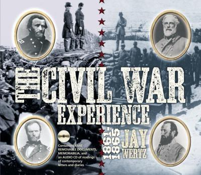 The Civil War Experience: 1861-1865 1844423115 Book Cover