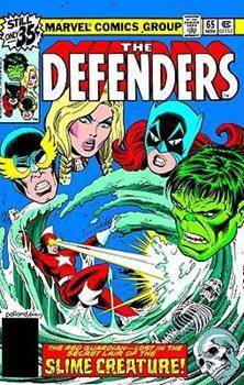Essential Defenders, Vol. 4 TPB - Book  of the Essential Marvel