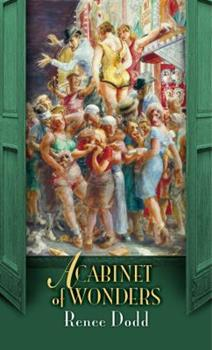 A Cabinet of Wonders 1592641644 Book Cover