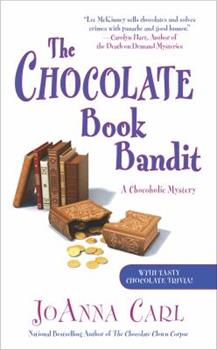 The Chocolate Book Bandit 0451239547 Book Cover