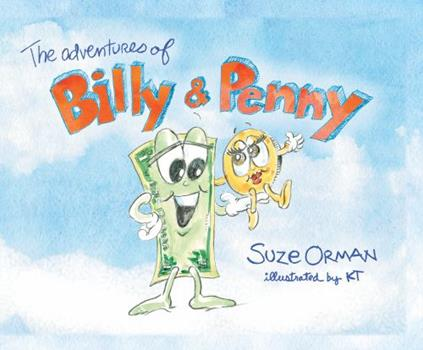 The Adventures of Billy and Penny 1401953042 Book Cover