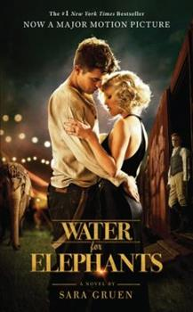 Paperback Water for Elephants Book