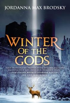 Winter of the Gods - Book #2 of the Olympus Bound