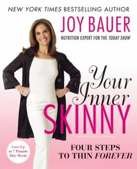 Your Inner Skinny: Four Steps to Thin Forever 0061665754 Book Cover