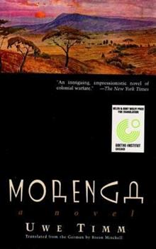 Morenga 0811216268 Book Cover