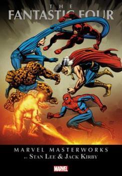 Marvel Masterworks: Fantastic Four Vol 8 - Book #42 of the Marvel Masterworks