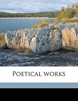 Paperback Poetical Works Book