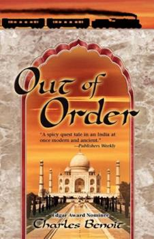 Paperback Out of Order Book