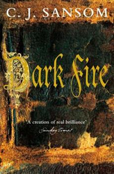 Paperback Dark Fire (Matthew Shardlake 2) Book