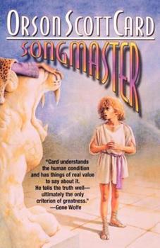 Paperback Songmaster Book