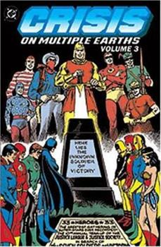 Crisis on Multiple Earths (Volume 3) - Book  of the Complete Justice Society