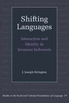 Paperback Shifting Languages Book