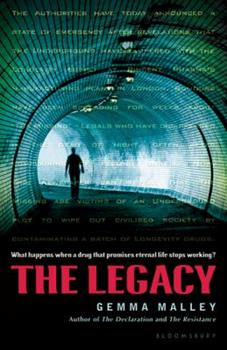 The Legacy 1599905671 Book Cover