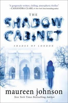 The Shadow Cabinet 0399256628 Book Cover
