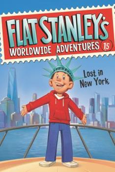 Lost in New York 0062366092 Book Cover