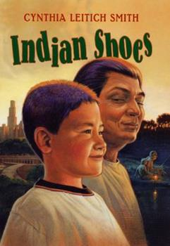 Indian Shoes 0060295317 Book Cover