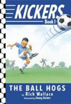 The Ball Hogs 0375850929 Book Cover
