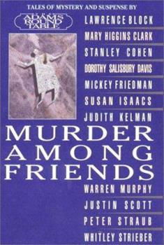 Murder Among Friends 0425167003 Book Cover