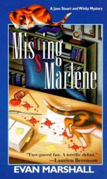 Missing Marlene (Jane Stuart and Winky Mystery) 1575665557 Book Cover