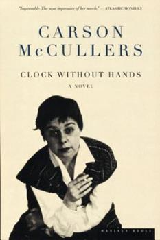 Clock without Hands 0140023178 Book Cover