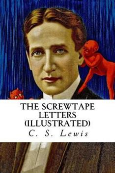 Paperback The Screwtape Letters : Illustrated Book