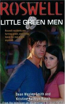 Little Green Men 0743418360 Book Cover