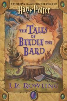 Hardcover The Tales of Beedle the Bard, Standard Edition (Harry Potter) Book