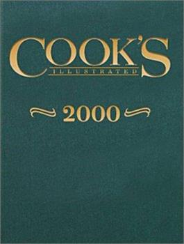 Hardcover Cook's Annual 2000 Book