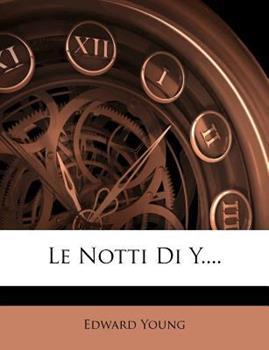 Paperback Le Notti Di Y... . Book