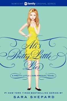 Ali's Pretty Little Lies - Book  of the Pretty Little Liars