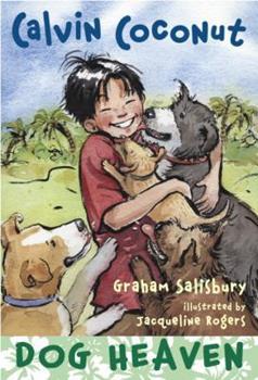 Calvin Coconut: Dog Heaven 0375846026 Book Cover