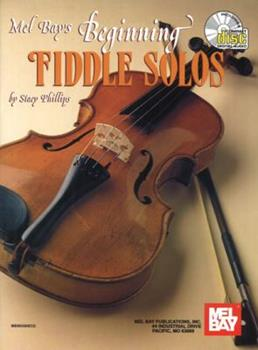 Beginning Fiddle Solos [With CD] 0786607076 Book Cover