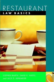 Restaurant 0471402729 Book Cover