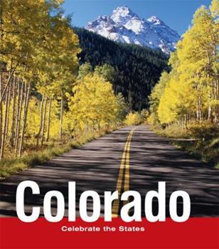 Colorado - Book  of the Celebrate the States