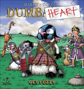 Paperback Dumbheart: A Get Fuzzy Collection (Volume 14) Book