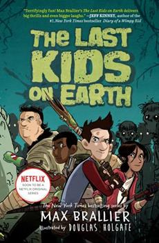 Hardcover The Last Kids on Earth Book