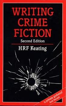 Writing Crime Fiction (The Writer's Library) 0312011156 Book Cover