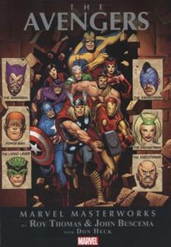 Marvel Masterworks: The Avengers Volume 5 - Book  of the Avengers 1963-1996 #278-285, Annual