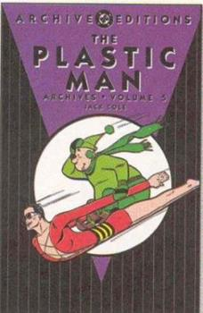 The Plastic Man Archives, Vol. 5 - Book  of the DC Archive Editions